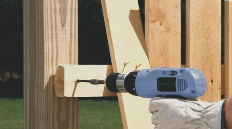 Our fence repair contractors are the best in the area. We can come to your property and let you know whether it is best to repair your damaged fence or to replace it. It may make more sens and be much more affordable to fix it instead, so call us today to determine whether our fence repair services are right for the job!
